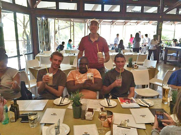 Sunday Hike and Lunch - 7 August 2016 - 7