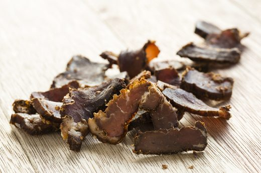 9 Muscle-Building Proteins - Beef Jerky