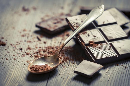 Dark Chocolate - 21 Anti-Aging Foods