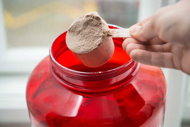 What's Really In Your Protein Powder? - So what's in there exactly?