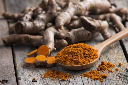 Curcumin - 21 Anti-Aging Foods