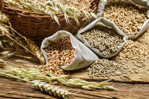 Whole Grains - 21 Anti-Aging Foods