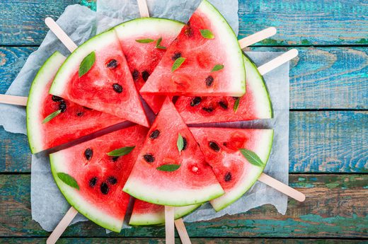 Watermelon - 21 Anti-Aging Foods