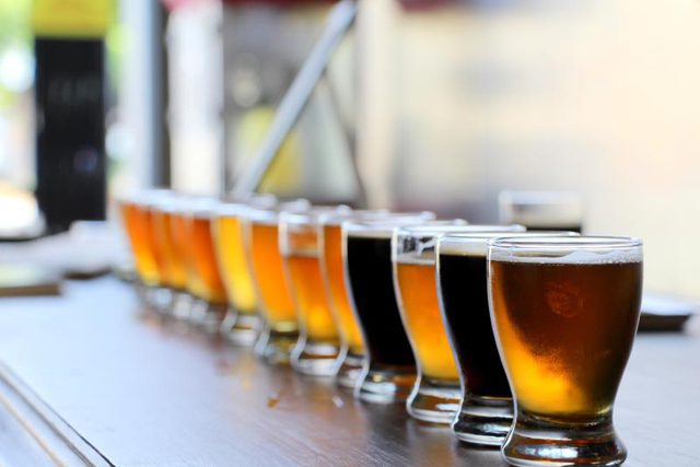The best Beer for your Liver is also the Tastiest  - Too many delicious craft beers to choose from.