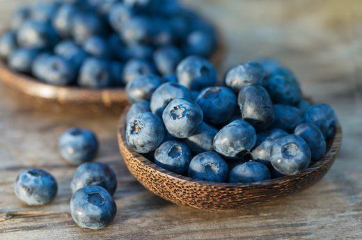 Blueberries - 21 Anti-Aging Foods