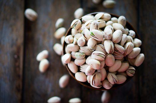 Pistachios - 21 Anti-Aging Foods