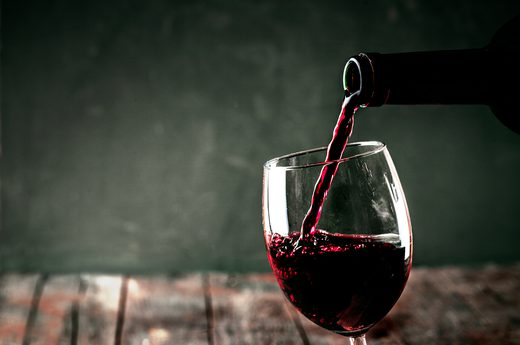Red Wine - 21 Anti-Aging Foods