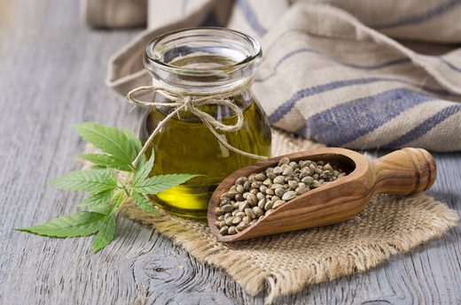 Hemp - 21 Anti-Aging Foods