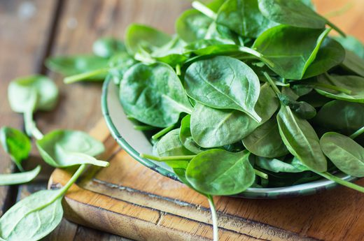 Spinach - 21 Anti-Aging Foods
