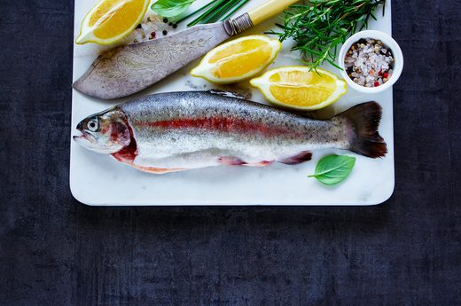 Rainbow Trout - 21 Anti-Aging Foods
