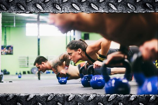 The 10 Most Common CrossFit Mistakes - MISTAKE #4: Constant Competition in Training