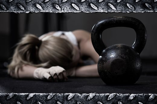The 10 Most Common CrossFit Mistakes - MISTAKE #3: Overtraining