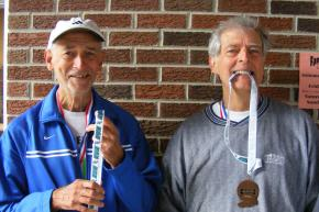 81-Year-Old Frank Abramic Runs 18th Straight Chicago Marathon