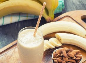 Hemp Seeds + Chocolate Protein Shake