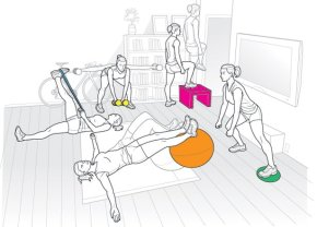 The Home-Body Strength Workout