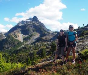 Hiking Benefits Heart, Mind, and Body - Fall Colours: Hiking Skyline Ridge Trail, Sea to Sky Gondola