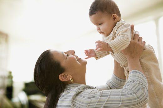 5. Encourage Breast-Feeding