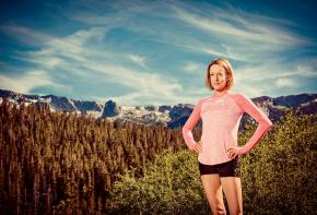 Inspirational 42-year-old Deena Kastor, Running Legend