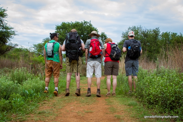 Need a calf workout? Forget the gym - join us on a hike at Klipriviersberg.