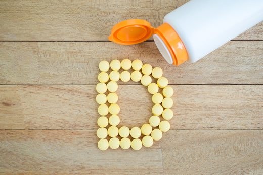 2. Vitamin D
