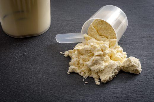 3. Whey Protein