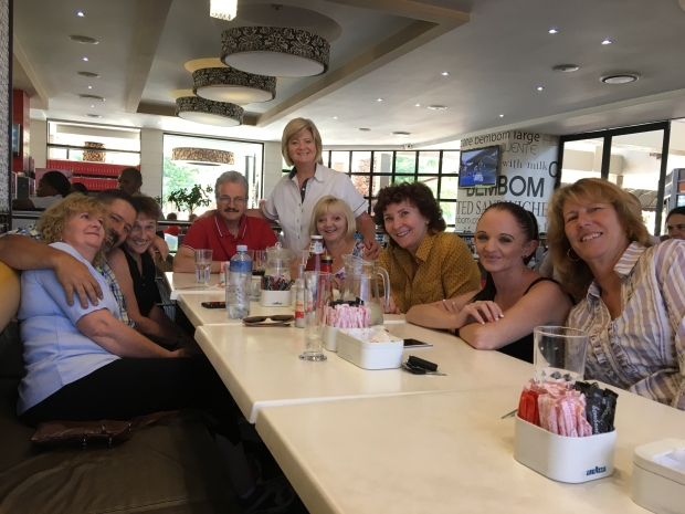 Sunday Brunch and Coffee Club Bedfordview - 29 Jan 2017