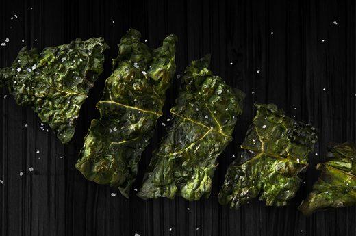 16. Kale Chips