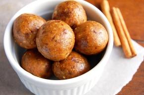"""Pecan """"Pie"""" Protein Balls Recipe"""