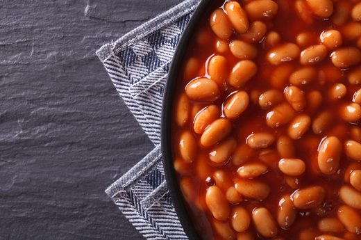 1. Worst: Beans