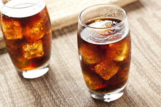 6. Worst: Soda