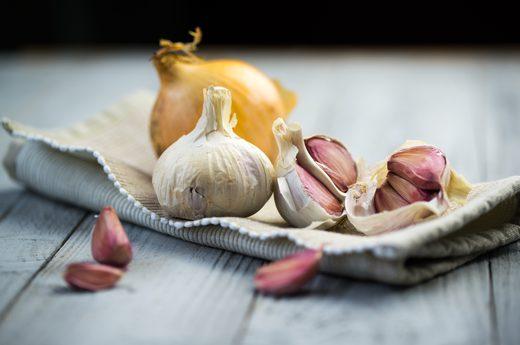 3. Worst: Garlic