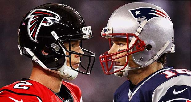Dueling Quarterback Diets: Matt Ryan vs. Tom Brady