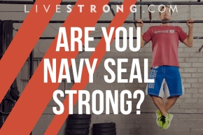 The Ultimate Navy SEAL Workout