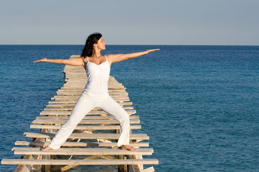 5. Exhausted? Try Tai Chi