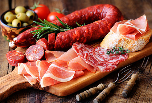 What you should know about Processed Meat - Meat variety