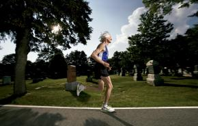 Masters Marathon Legend Ed Whitlock Dies at 86