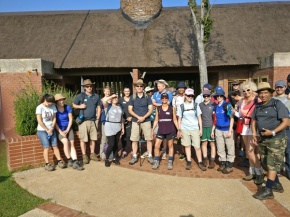 Klipriviersberg Sunday Hike and Lunch at Thaba Eco Hotel