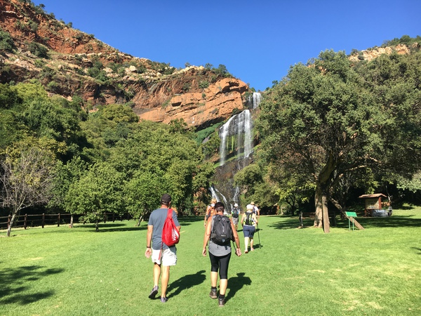 The Walter Sisulu Trail Walking and Sunday Brunch