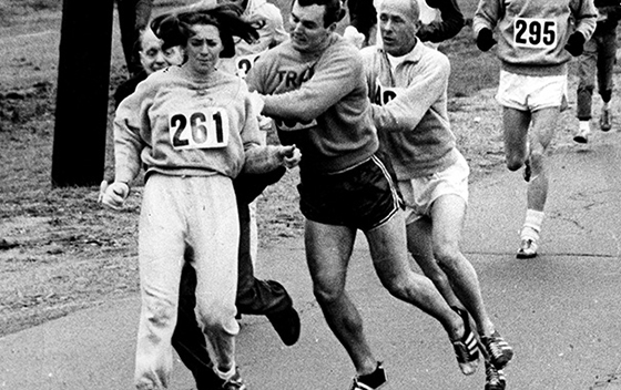 50 Years Ago Women Were NOT Allowed to Run Marathons