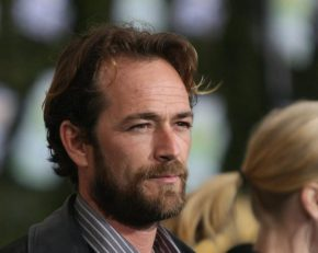 Beverly Hills' Luke Perry brings Attention to Colorectal Cancer