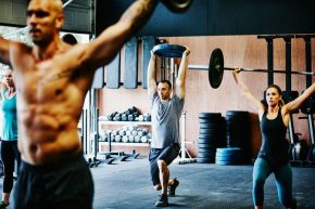 3 CrossFit Workouts You Can Do Without the Gym