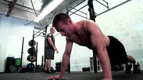 CrossFit - Jared Hero WOD
