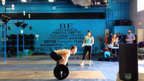 CrossFit - Noah Ohlsen on Fran