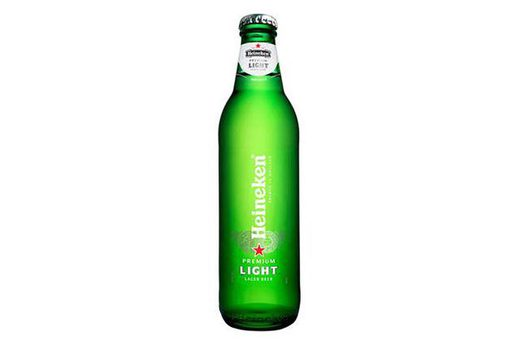 8. Heineken Light