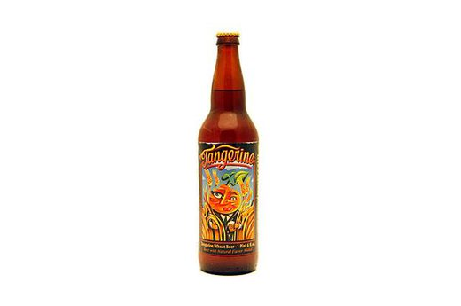 17. Tangerine Wheat Fruit Beer by Lost Coast Brewery