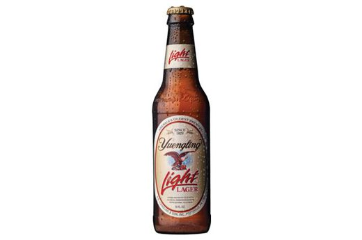 9. Yuengling Light Lager