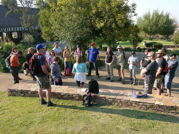 Hiking Klipriviersberg Johannesburg – Sunday Hike and Lunch 7 May 2017