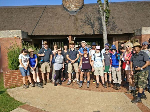 Hiking Klipriviersberg Johannesburg-Calendar - K1