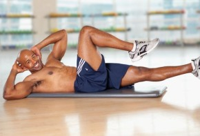 The Best Flat-Abs Moves for Men