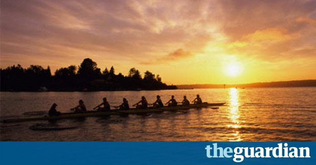 Tom Courtney offers Rowing Tips